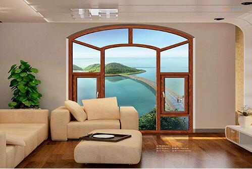 别墅门窗厂家的品牌建设重点还在质量和环保上