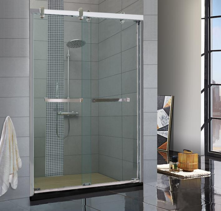 EHB01一字形淋浴房