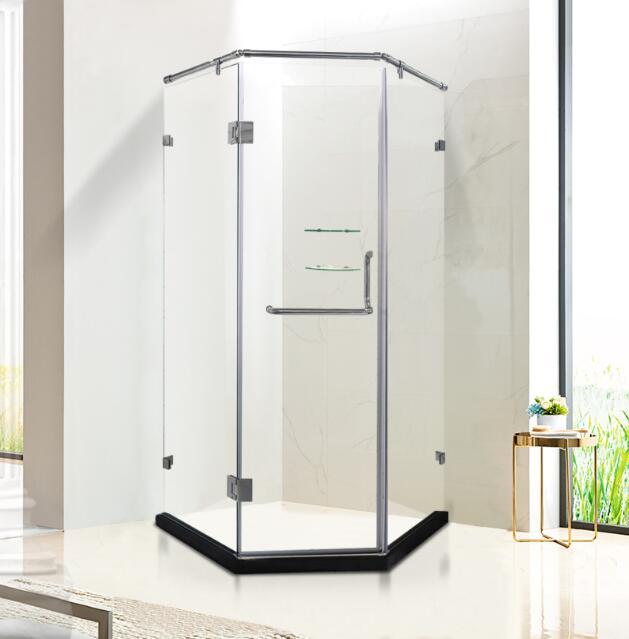 YHB-006钻石型淋浴房
