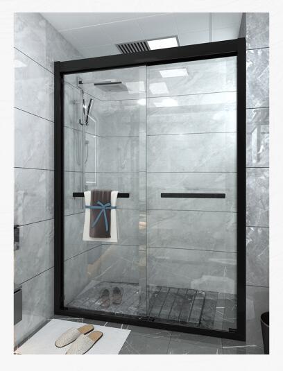 小户一字型淋浴房