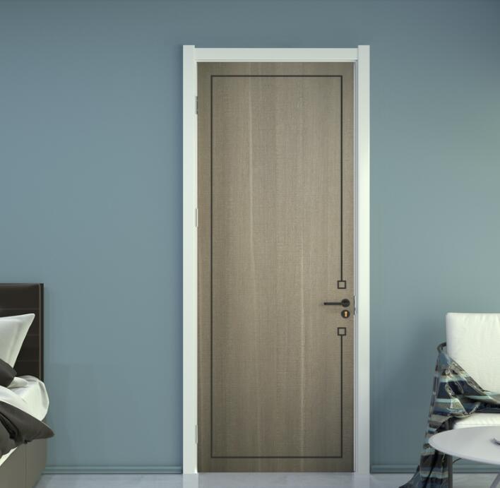 时尚简约室内复合实木门