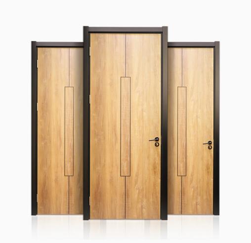 免漆实木复合木门