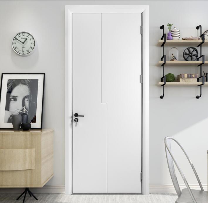 融系列-简约现代烤漆室内木门